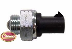 37) Vacuum Switch, Jeep Vehicles with NP231 Transfer Case