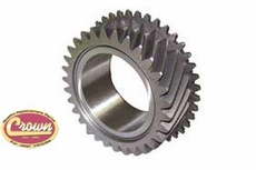 3rd Gear, 2000-04 Jeep Wrangler, 2002-04 Liberty KJ with NV3550 5-Speed Transmission