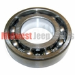 5) Ball Bearing, Front Output Clutch Shaft, fits 1941-71 Jeep & Willys with Dana Spicer 18 Transfer Case