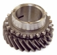 5) Second Gear, 26 Teeth, fits 1967-75 Jeep CJ with T14A 3 Speed Transmission