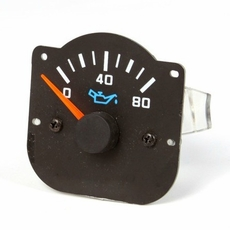 Replacement Oil Pressure Gauge for 1992-1995 Jeep Wrangler YJ Model Years