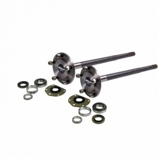 "Alloy USA 29-spline AMC20 1-Piece Rear Axle Shaft Conversion Kit fits ""Wide Track"" 1982-1986 Jeep CJ7 and CJ8"