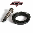 Alloy USA 3.73 Ratio Ring and Pinion Gear Set, fits 1997-06 Jeep Wrangler TJ with Dana 30 Front Axlebolts.