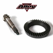 Alloy USA 4.56 Ratio Ring and Pinion Gear Set, fits 1984-95 Jeep Cherokee XJ and Wrangler YJ with Dana 30 Front Axle