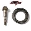 Alloy USA 3.73 Ratio Ring and Pinion Gear Set, fits 1984-01 Jeep Cherokee XJ and 1987-06 Wrangler YJ, TJ with Dana 35 Rear Axle