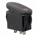 Amber 2-Position Rocker Switch by Rugged Ridge