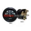 Replacement Ammeter Gauge for 1941-1956 Jeep Willys MB, GPW, CJ2A, CJ3A, CJ3B