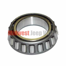 Front Hub Bearing Cone, Inner or Outer, for 1941-1964 4WD Dana Spicer Axle Model 25