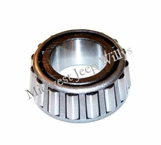 Bearing cone, inner pinion, Model 53, Willys Truck     805328