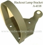 Blackout Drive Lamp Bracket 1941-45 MB, GPW   A-4118