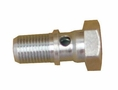 Brake Master Cylinder Fitting Bolt, 1941-1971 Jeep & Willys Models
