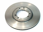 Brake Rotor, Vented Heavy Duty, Late Models for HMMWV Military Humvee M998, 12460251
