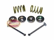 "Brake Shoe Hold Down Kit, With 9"" Drums, 1953-1967 CJ3B, 1952-1971 M38A1, 1955-1965 CJ5, 1955-1965 CJ6"