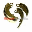 "Brake Shoes, Front or Rear Axles, 9"" x 1-3/4"", 1941-1953 MB, Ford GPW, CJ2A, CJ3A, M38"