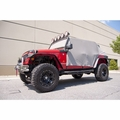 Cab Cover, 2-Door, 07-17 Jeep Wrangler by Rugged Ridge