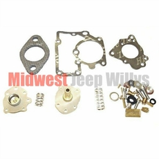 Carburetor Repair Kit, Fits 1950-1952 Willys Jeep M38 with Carter YS-637 Model Carburetor