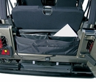 Cargo Area Storage Bag, Universal by Rugged Ridge