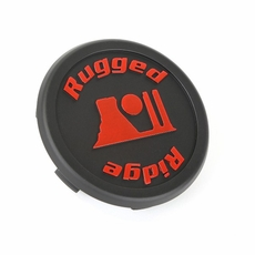 Center Cap, 17X9, Rugged Ridge Wheel by Rugged Ridge