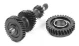 Cluster gear kit for Peugeot transmissions, Cluster gear and 1st gear 32T
