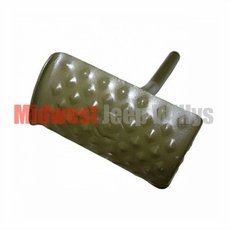 Steel Clutch Pedal for 1941-1945 Willys Jeep MB, 1941-1945 Ford GPW Models