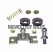 Clutch Release Bellcrank Hardware Kit, fits 1941-1971 Jeep & Willys