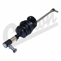 Clutch Rod Assembly Kit with Boot, Fits 1972-1975 Jeep CJ5 Models with 3.8L, 4.2L or 5.0L