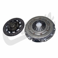 Pressure Plate & Clutch Disc Set for 2007-2011 Jeep Wrangler JK with 3.8L Engine