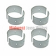 Connecting Rod Bearing Set (set of 4)  .030 Under size, L-134 & F-134  Fits 1941-71 MB, GPW, M38, M38A1, Willys & Jeep CJ