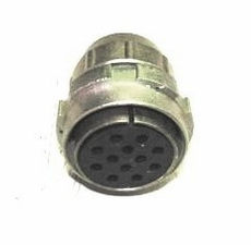 Connector for 24 Volt Military 3 Lever Light Switch, 7716895
