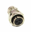 Connector for 24 Volt Military Vehicle Turn Signal Flasher Unit, 7720479