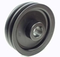 Crankshaft Pulley, Double Groove, 1941-1971 L-134 or F-134 4 Cylinder Engines, Not for M38 & M38A1