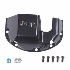 Differential Skid Plate with Jeep Logo fits Dana 30, Mopar Licenced Part