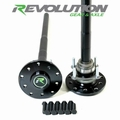 Discovery Series 2007-17 Jeep JK Rubicon 32 Spine Rear 4140 Axle Kit, Fits Factory locker ONLY
