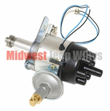 Distributor Assembly, 12V Electronic for 6-226 CI Engines, 1954-1964 Truck and Station Wagon