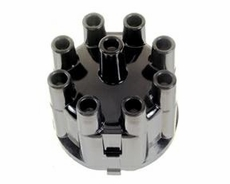 DISTRIBUTOR CAP, 1975-77 8 CYL W/ PRESTOLITE, ALL