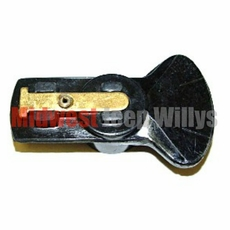 Distributor Rotor for IAD Distributors, MB, GPW, CJ2A, CJ3A, CJ3B, CJ5, CJ6, DJ3A, FC-150, Station Wagon, Sedan Delivery, Pick Up Truck