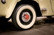 Hub Cap, Chrome, 46-55 Willys 2WD Station Wagons and 48-51 Jeepsters.