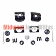 Drag Link Repair Kit for all 1945-1971 Willys Jeep Models, except 2WD Willys up to 1954