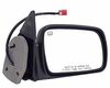 Electric Heated Mirror, Right Jeep Grand Cherokee (1993-1995); Right side; Black.