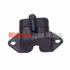 Engine Mount, Left or Right Side, L-134, F-134 4 Cylinders &  2WD 6-161 6 Cylinder Engines