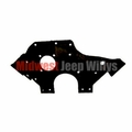 Engine Mounting Plate (134 CI L-Head With Chain Driven Camshaft), 1941-1945 MB, 1941-1945 Ford GPW