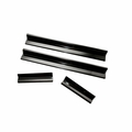 Door Entry Guard Set, Black, 07-17 Jeep Wrangler Unlimited by Rugged Ridge