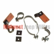 Exhaust System Hanger Kit for 1941-1945 Willys Jeep MB and Ford GPW�Models��