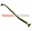 Reproduction Intermediate Exhaust Long Pipe for 1950-1966 Willys Jeep M38 and M38A1 Models