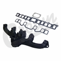 Exhaust Manifold Kit for 1972-1979 Jeep CJ, SJ, Commando with 3.8L 232 or 4.2L 258 Engines
