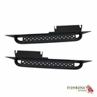 Fishbone Offroad Rock Slider with Tube Step for 1997 to 2006 TJ Wrangler and Rubicon