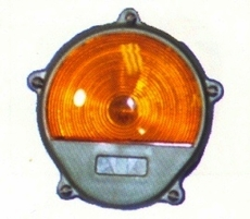 Front Composite Lamp Cover with Amber Lens for Front Turn Signal / Parking Lamp, NSN# 6220-00-179-7325