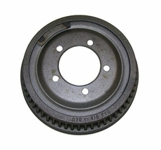 """Front or Rear Finned Brake Drum for 1974-78 Jeep CJ with 11"""" x 2"""" Brakes"""