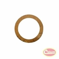 25) Front Output Seal Gasket, fits 1963-79 Jeep CJ, C-101 Jeepster, J-Series & Wagoneer with Dana 20 Transfer Case