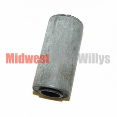 Front & Rear Leaf Spring Pivot Eye Bushing, Silent Type, 1958-1975 Jeep M38A1, CJ3B, CJ5, CJ6